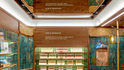 Valise Store Union Station / Kilogram Studio