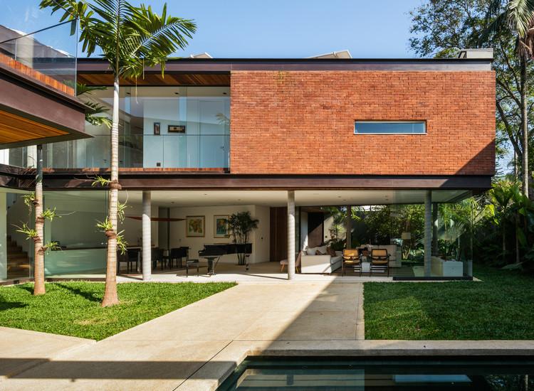 Casa RFC / Reinach Mendonça Arquitetos Associados, © Nelson Kon