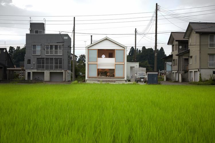 M House / Takeru Shoji Architects, © Noriki Matsuzaki