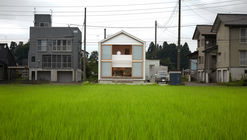 M House / Takeru Shoji Architects