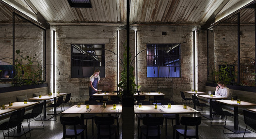 Transformer Fitzroy / Breathe Architecture
