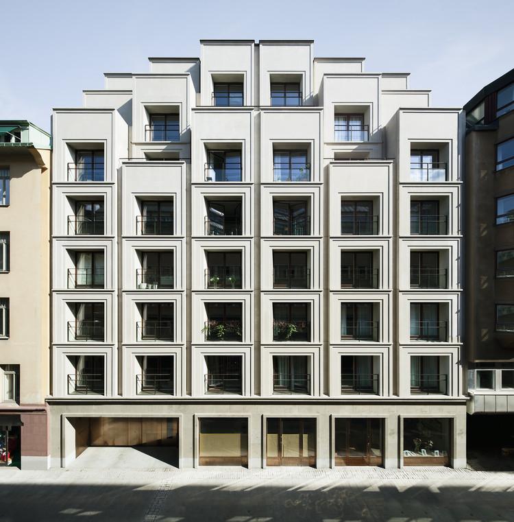 Departamentos Ture n° 8 / Vera Arkitekter, © Tord Rikard Söderström