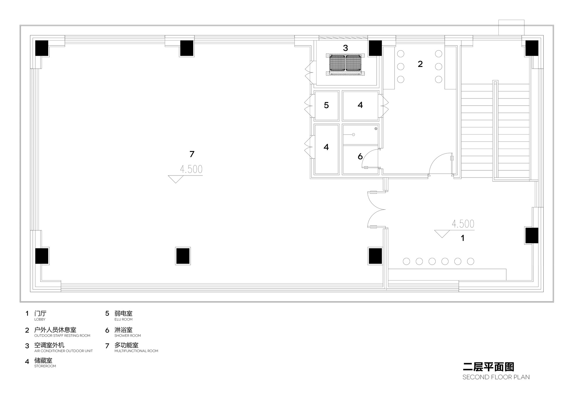 Gallery Of Xingshe Public Toilets Cobblestone Design Canada 44