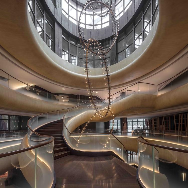 郡安理国际会议中心 / Stylus studio , 再绿建筑+深坑, © Edmon Leong