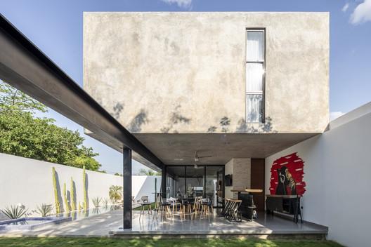 Casa del parque / TAO-Arquitectura