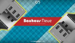 Bauhaus Neue – Framing future of design education