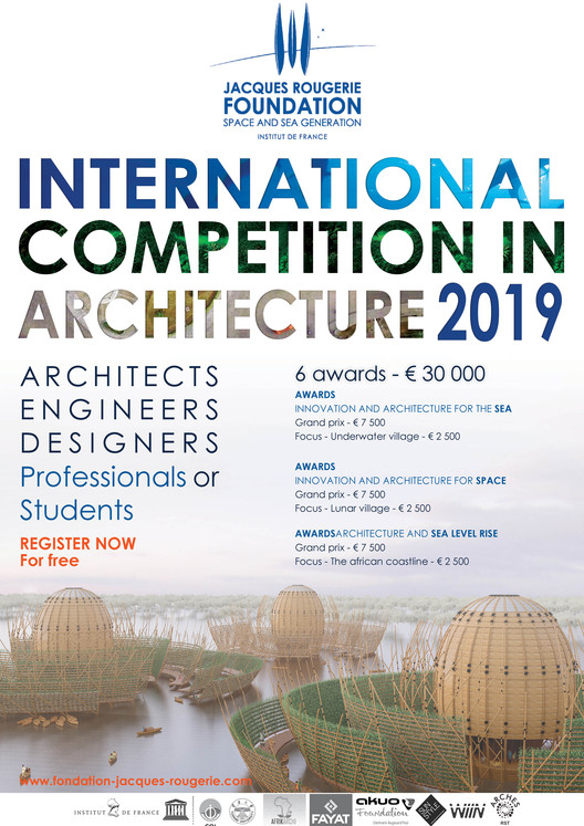 International Competition in Architecture 2019