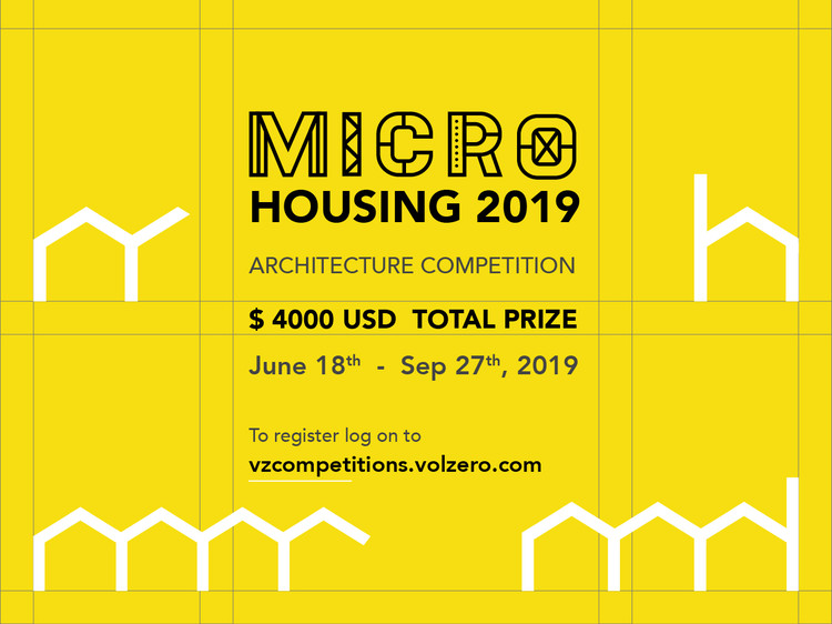 Call For Ideas: MIcro Housing 2019 Architecture Competition, Micro Housing 2019 Architecture Competition invites you to rethink and reimagine the idea of urban dwellings and come up with inventive solutions to the persistent issues of space crunch and growing population in our cities.