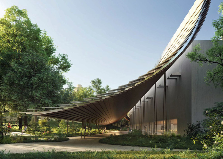 Kengo Kuma Chosen to Design the Gulbenkian Garden Expansion in Lisbon