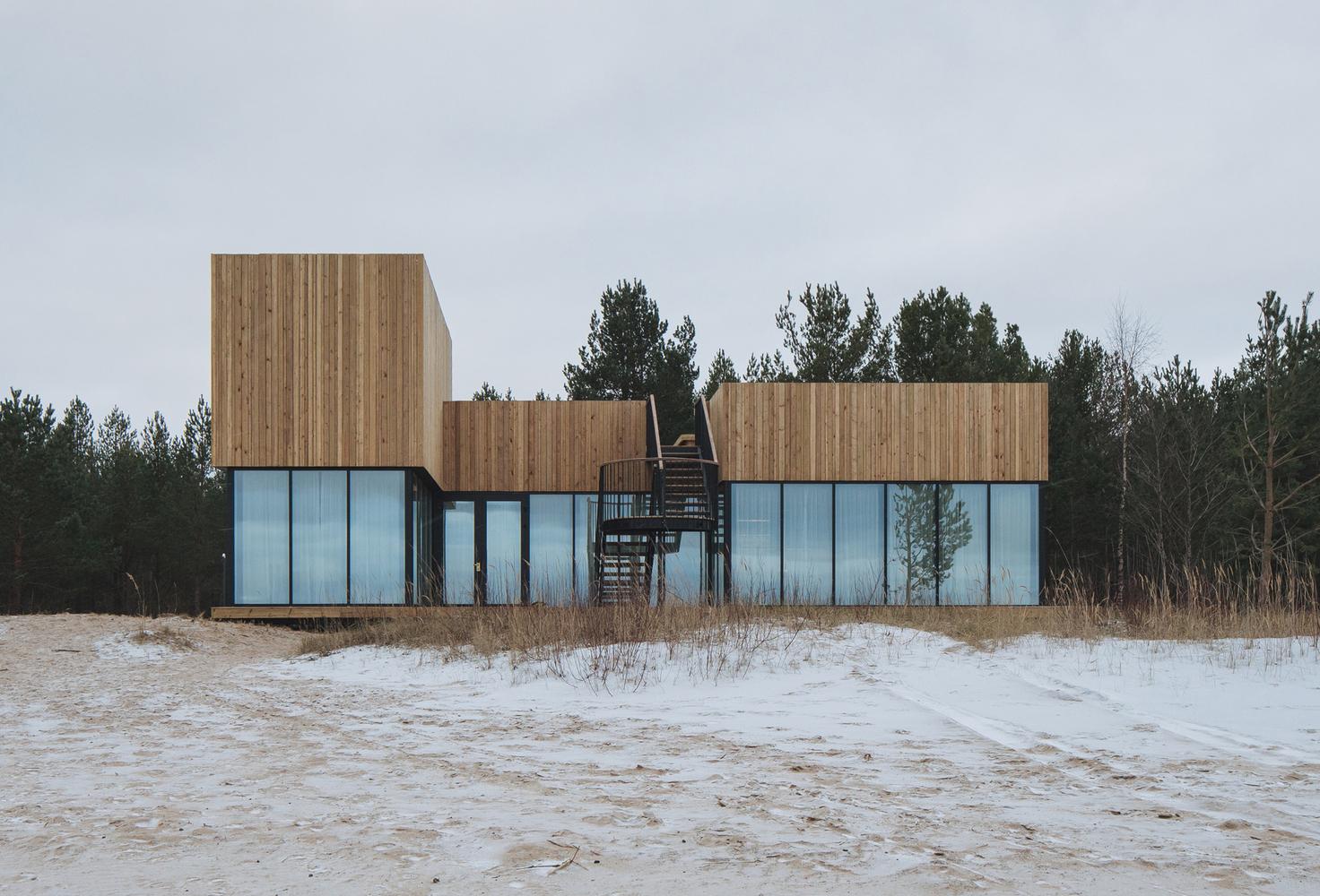 Living Room Pavilion / Rhizome