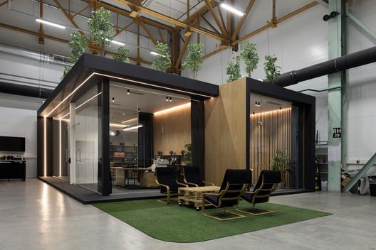 Office for Radioline / Algorithm Bureau