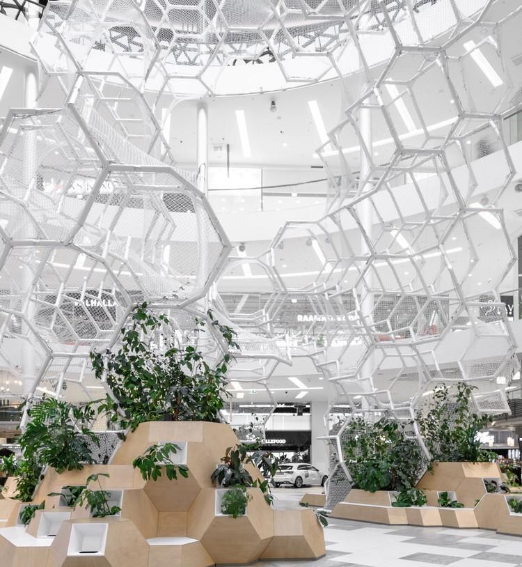 Urban Jungle Vertical Park / PART Architecture, © Tõnu Tunnel