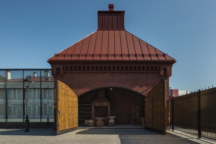 Obukhov Factory Museum / Architectural Bureau 7.4.2, © Dmitrii Tsyrenshchikov