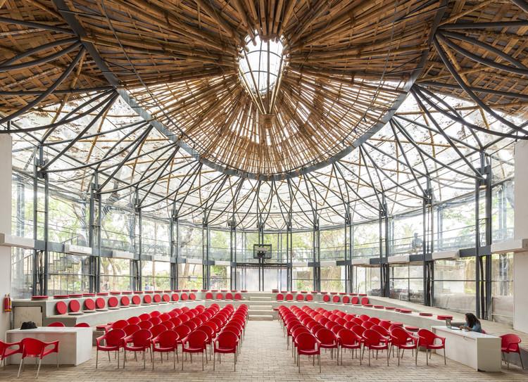 KOODAARAM Kochi-Muziris Pavilion / Anagram Architects, © Suryan//Dang