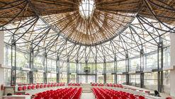 Pavilhão KOODAARAM Kochi-Muziris / Anagram Architects