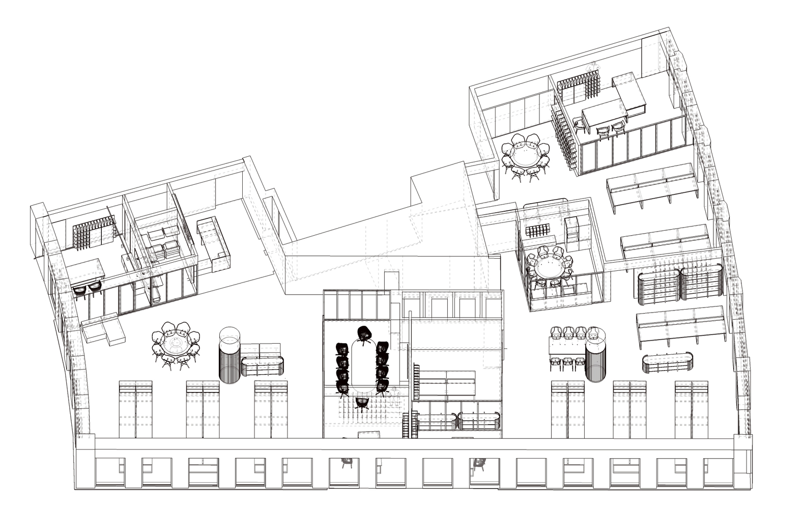 electrical house plan layout gallery of expert electric company offices leatelier business 20  gallery of expert electric company