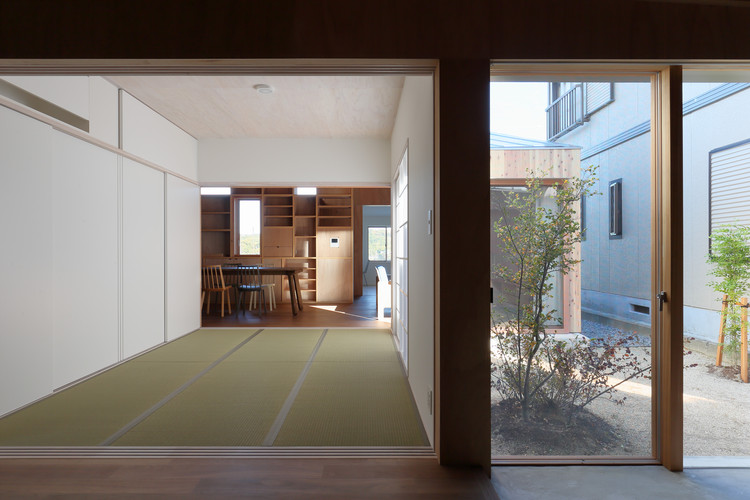 AI-NO-MA House / MARU。architecture, © Kai Nakamura
