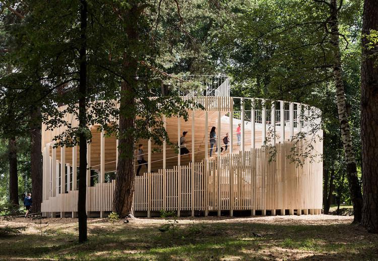 Pavilion of the Future / NOVOE, © Ilya Ivanov