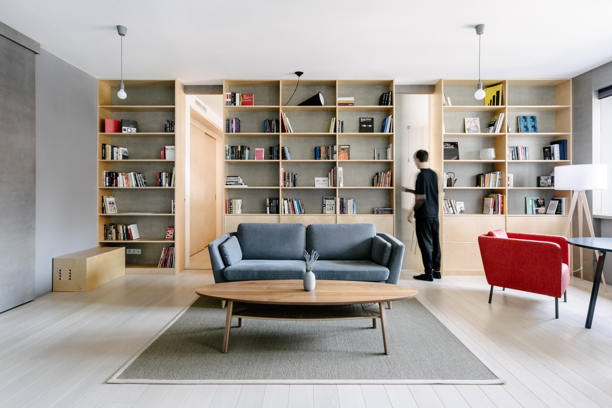 Philosophers Apartment / CXEMA
