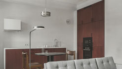 Apartment in Minsk / Third Wave Architects