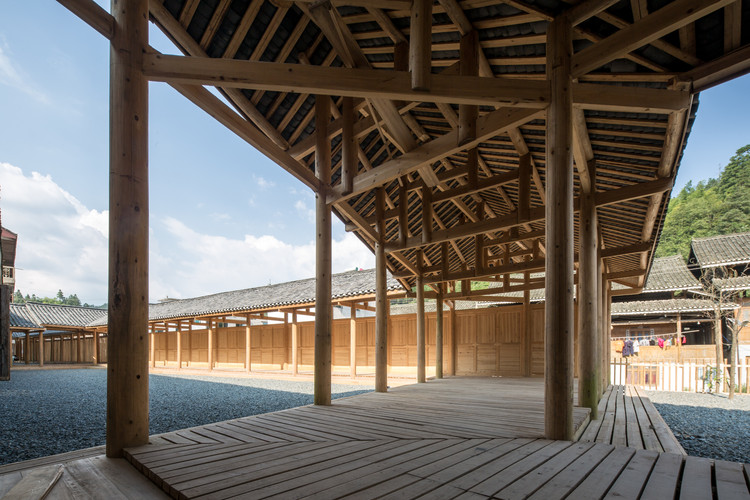 Redevelopment of MaoGong Barn Art Center / Approach Architecture Studio, © Rui Zhu