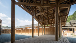 Redevelopment of MaoGong Barn Art Center / Approach Architecture Studio