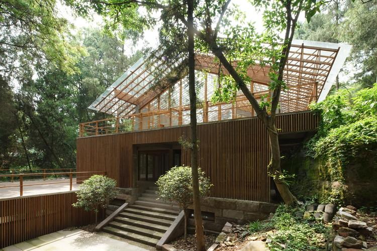 Zen Centre at Baoguosi Buddhism Temple / Approach Architecture Studio, Courtesy of Approach Architecture Studio