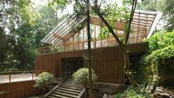 Centro Zen no Templo Budista Baoguosi / Approach Architecture Studio