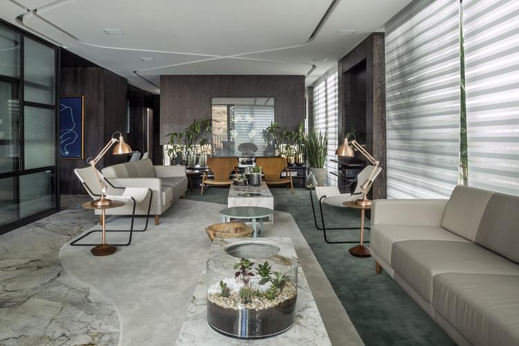Apartamento Opus Araguaya / Leo Romano, © Edgar Cesar