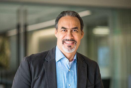 Phil Freelon. Image © Perkins and Will