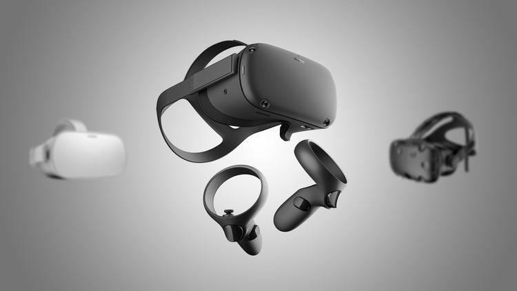 Oculus Quest, ¿el futuro de la realidad virtual en la arquitectura?, vía SENTIO VR