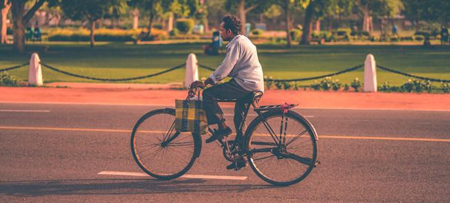 7 Mitos sobre ciclovias (e qual é a verdade), © Dewang Gupta, via plataforma Unsplash