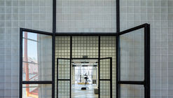 Octava Cluster Cultural Space / Orchestra Design
