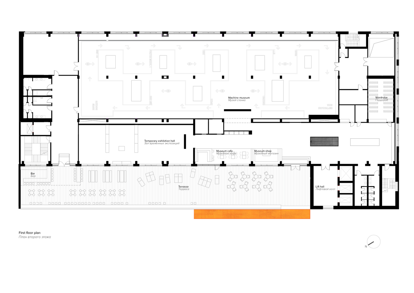Gallery Of Octava Cluster Cultural Space Orchestra Design 19