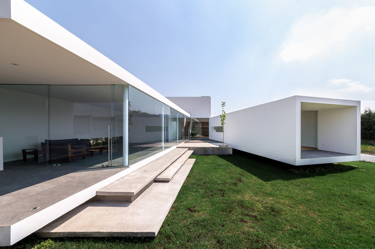 Casa San Antonio / Jaime Juarez R. Arquitecto, © Cesar Manuel Belio Leal