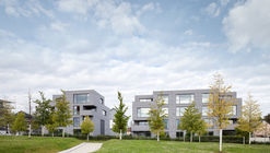 BF30 Houses / Bottega + Ehrhardt Architekten