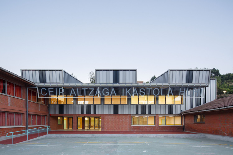 Escuela infantil Altzaga / azab, © Luis Diaz Diaz