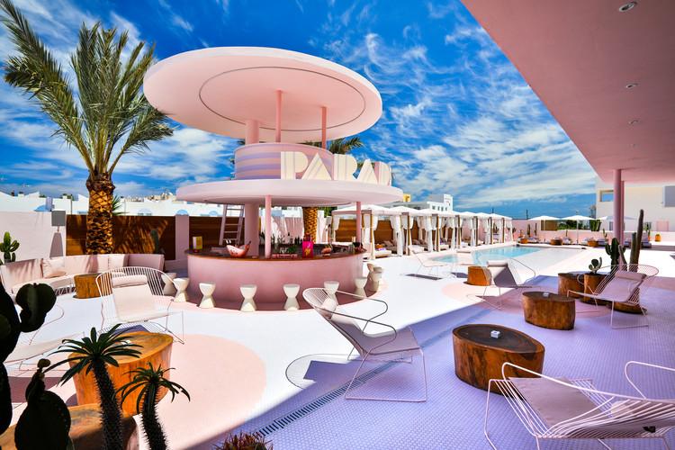 Art Hotel Paradiso Ibiza  / IlmioDesign, © Adam Johnston