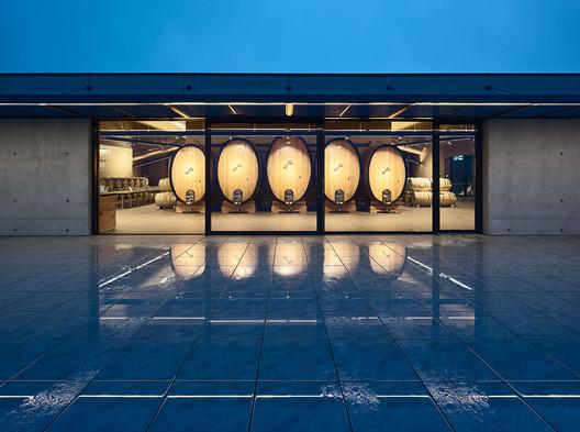 Wine Cellar Dockner / goebl architecture