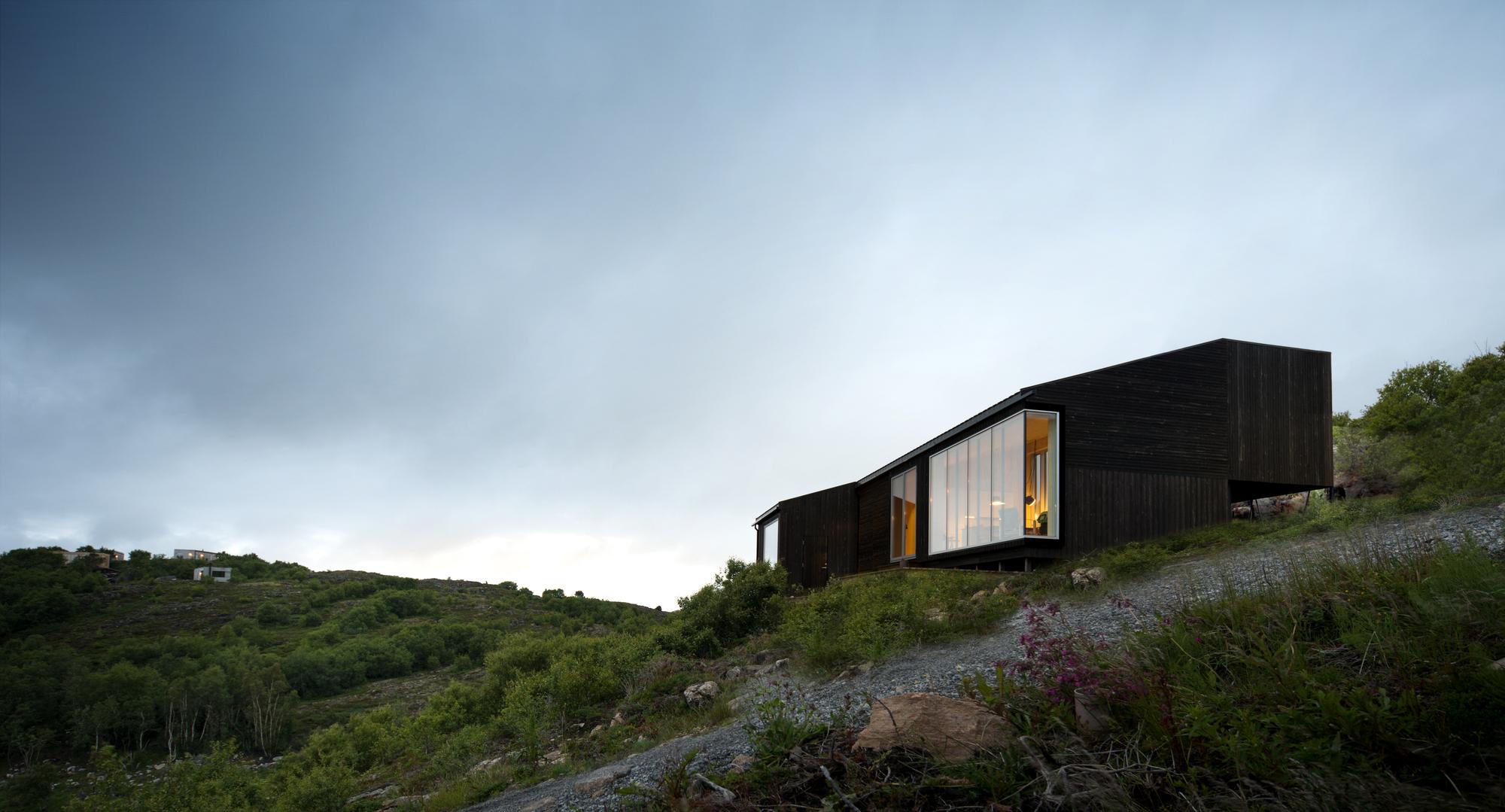 Stokkoya House Kappland Arkitekter Archdaily