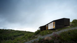 Stokkøya House / Kappland Arkitekter