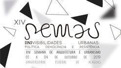 XIV  SEMAU - Semana de Arquitetura e Urbanismo