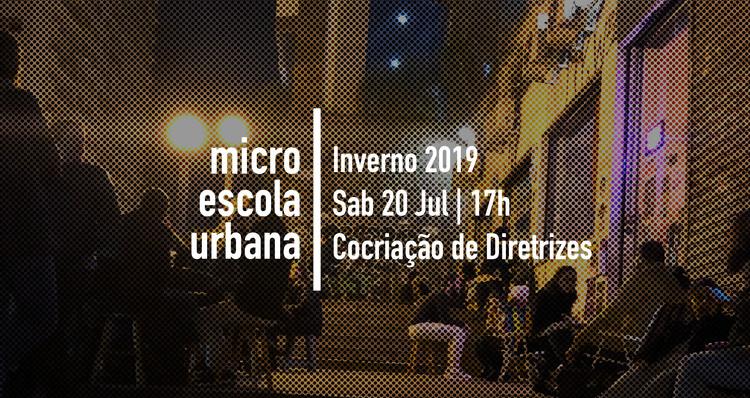 Micro Escola Urbana   Cocriação de Diretrizes para a área externa do Justo, Pessoas na frente do Justo na Escadaria Verão. imagem: TransLAB.URB