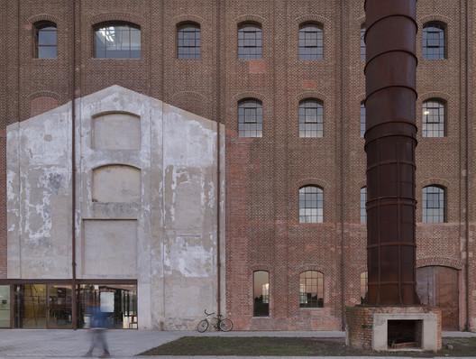 Refuncionalización ex molino Marconetti / Subsecretaría de Obras de Arquitectura - Gobierno de la ciudad de Santa Fe