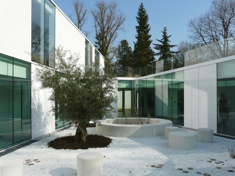 Edificio de psiquiatría infantil en Bures-sur-Yvette / a+ samueldelmas, © a+ samueldelmas