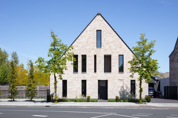 Casa Kerkstraat / Denkkamer, © Stijn Poelstra