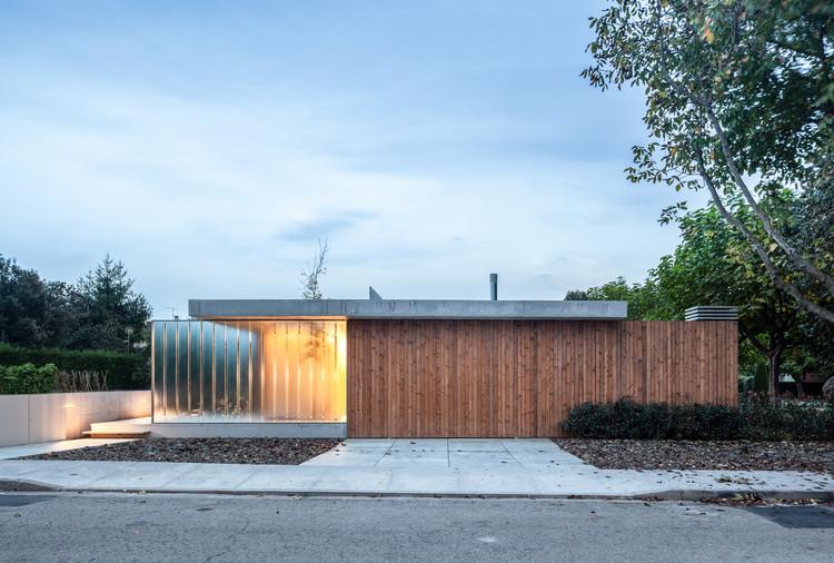 Casa do parque / Arnau estudi d'arquitectura, © Marc Torra