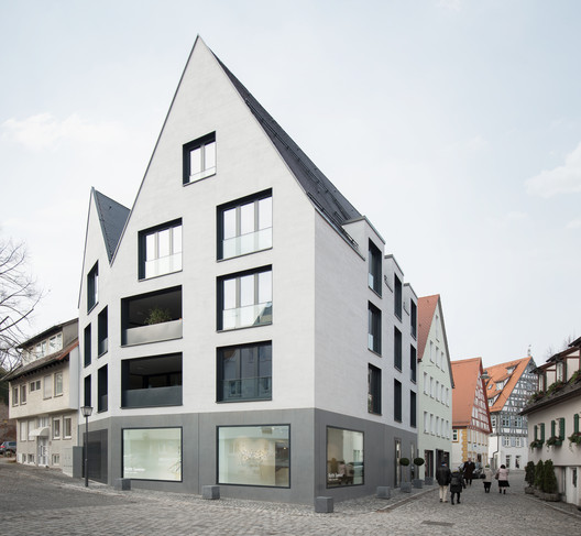 Casa F34 / Bottega + Ehrhardt Architekten