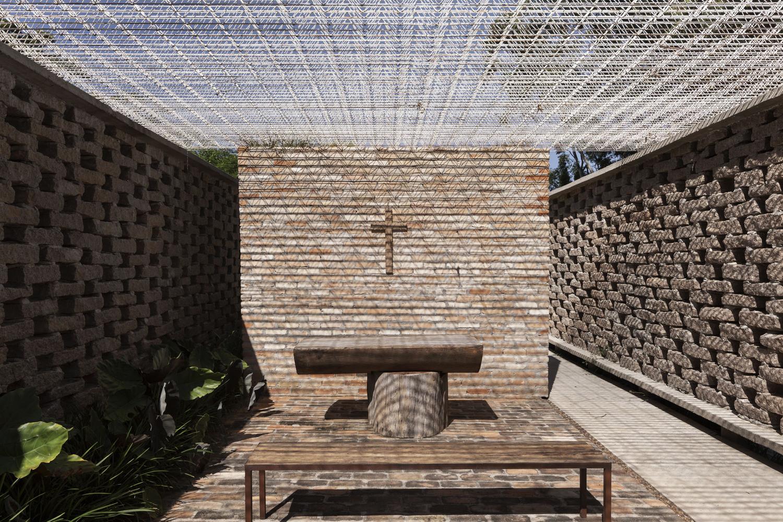 Capela Ingá-Mirim / messina | rivas