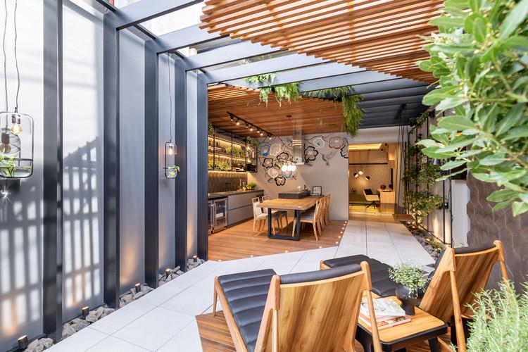 Garden Gourmet / Arqsoft Arquitetura e Engenharia, © Marcelo Donadussi